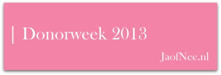 donorweek 2013