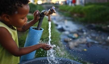 Schoon drinkwater kind