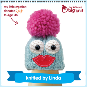 Linda's Big Knit