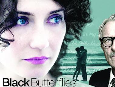 Black-Butterflies