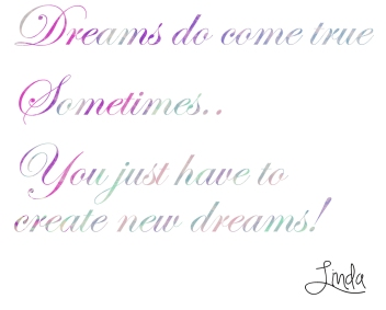 Dreams Quote Linda