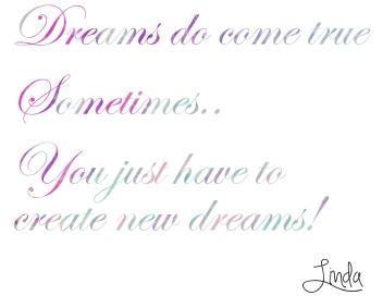 Dreams Quote Linda