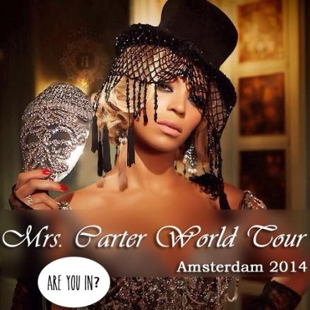MRS Carter World Tour 2014 Amsterdam