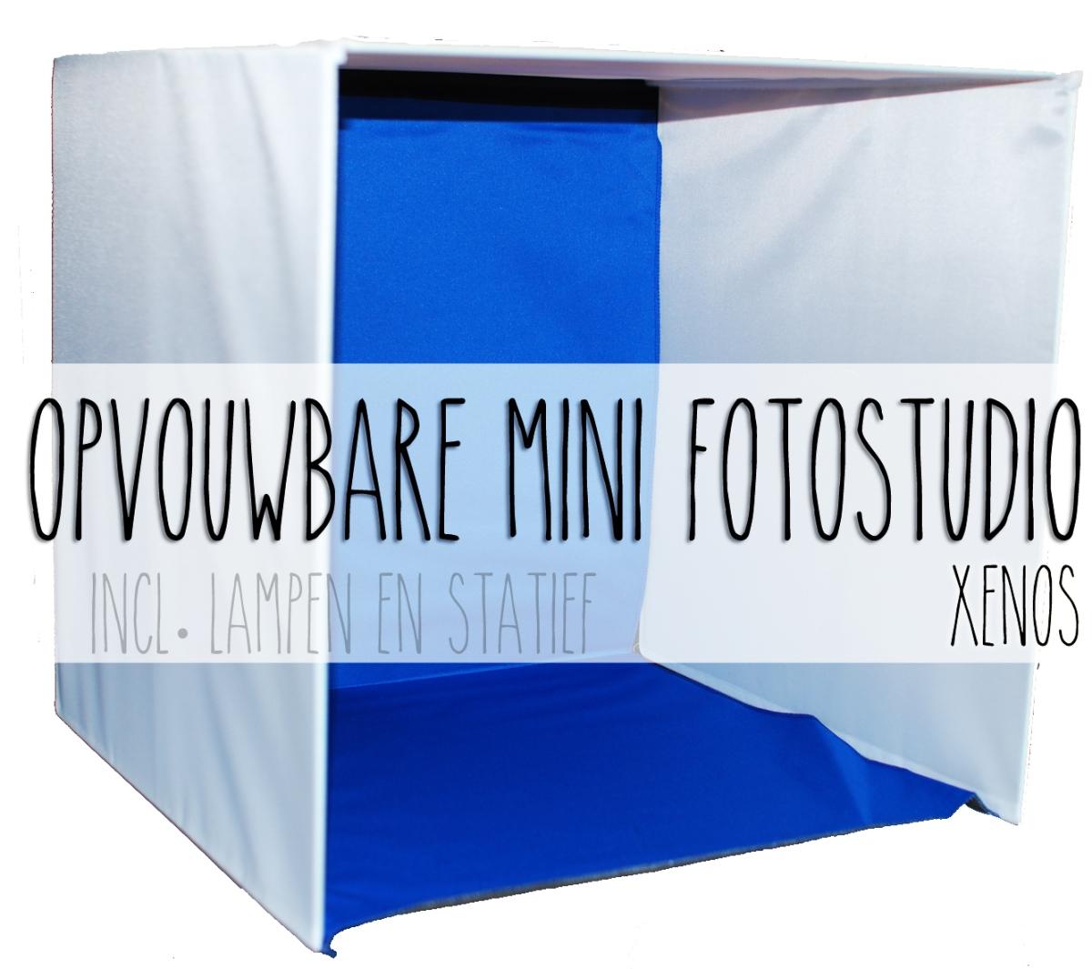 Tip | Opvouwbare fotostudio (unboxing)