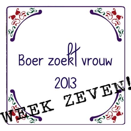 BZV uitgelicht week 7