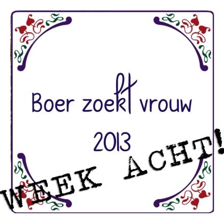 BZV uitgelicht week 8