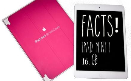 ipad mini facts blog