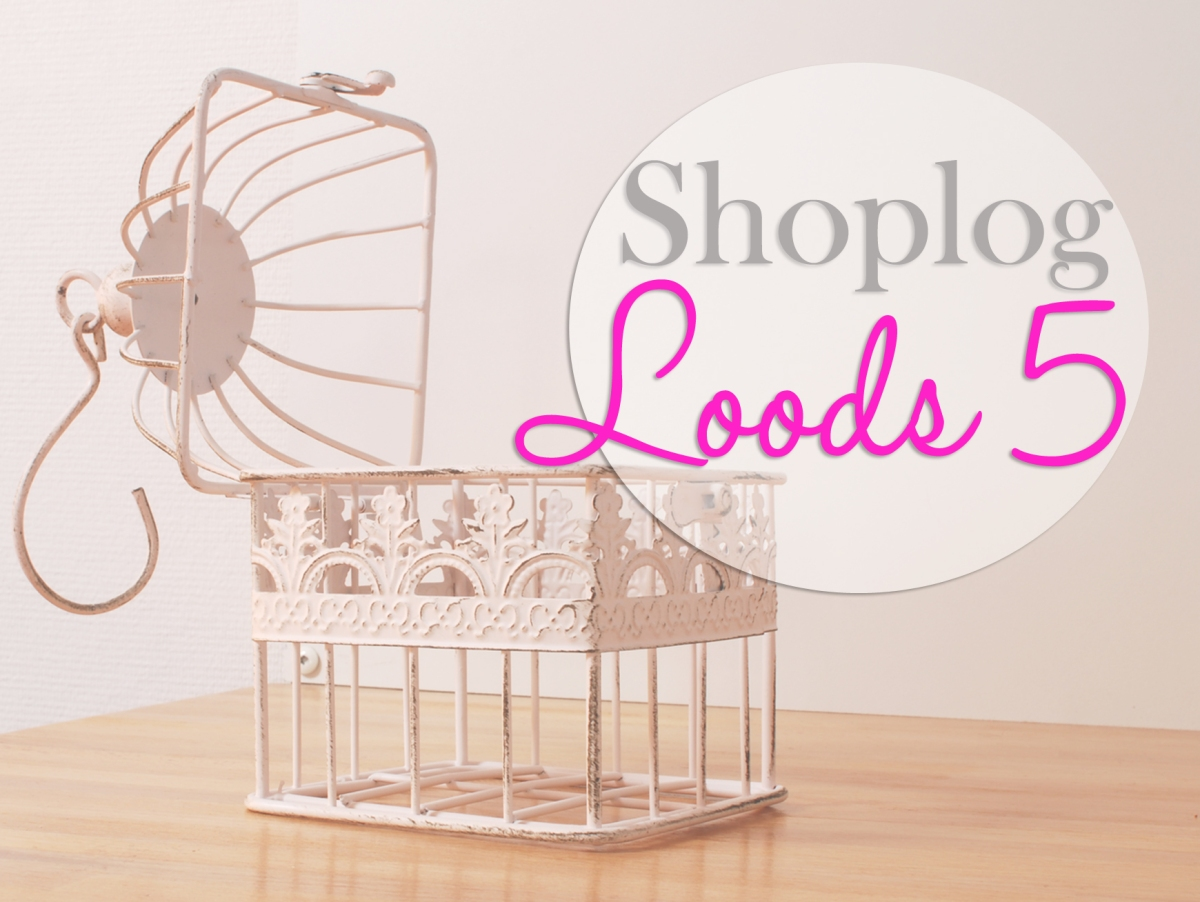 New In | Loods 5 Shoplog