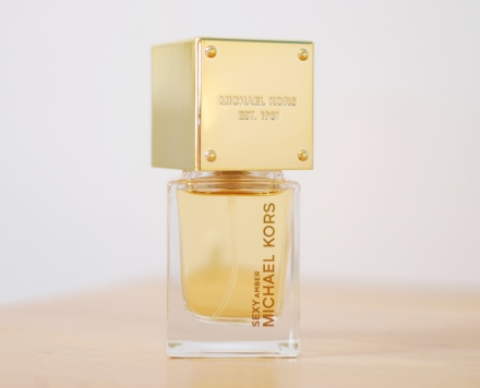 Michael Kors Sexy amber review blog