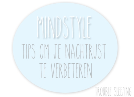 mindstyle sleep blog