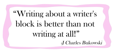 Quote blog writers block 2