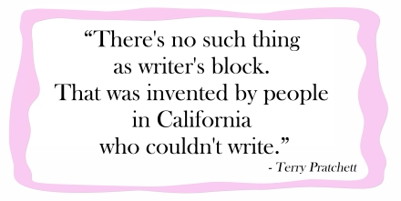 quote blog writers block 3