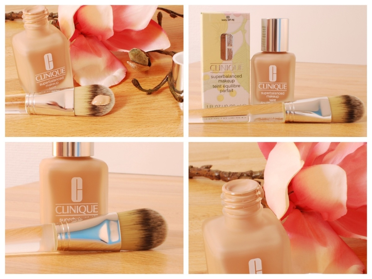 Review: Clinique Foundation & Brush | Voor de probleemhuid