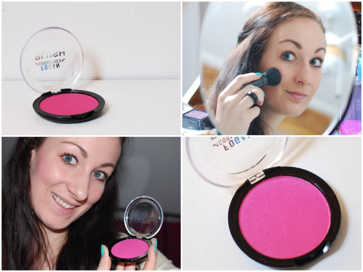 Budget Make-up | Fogan Cosmetics Blush