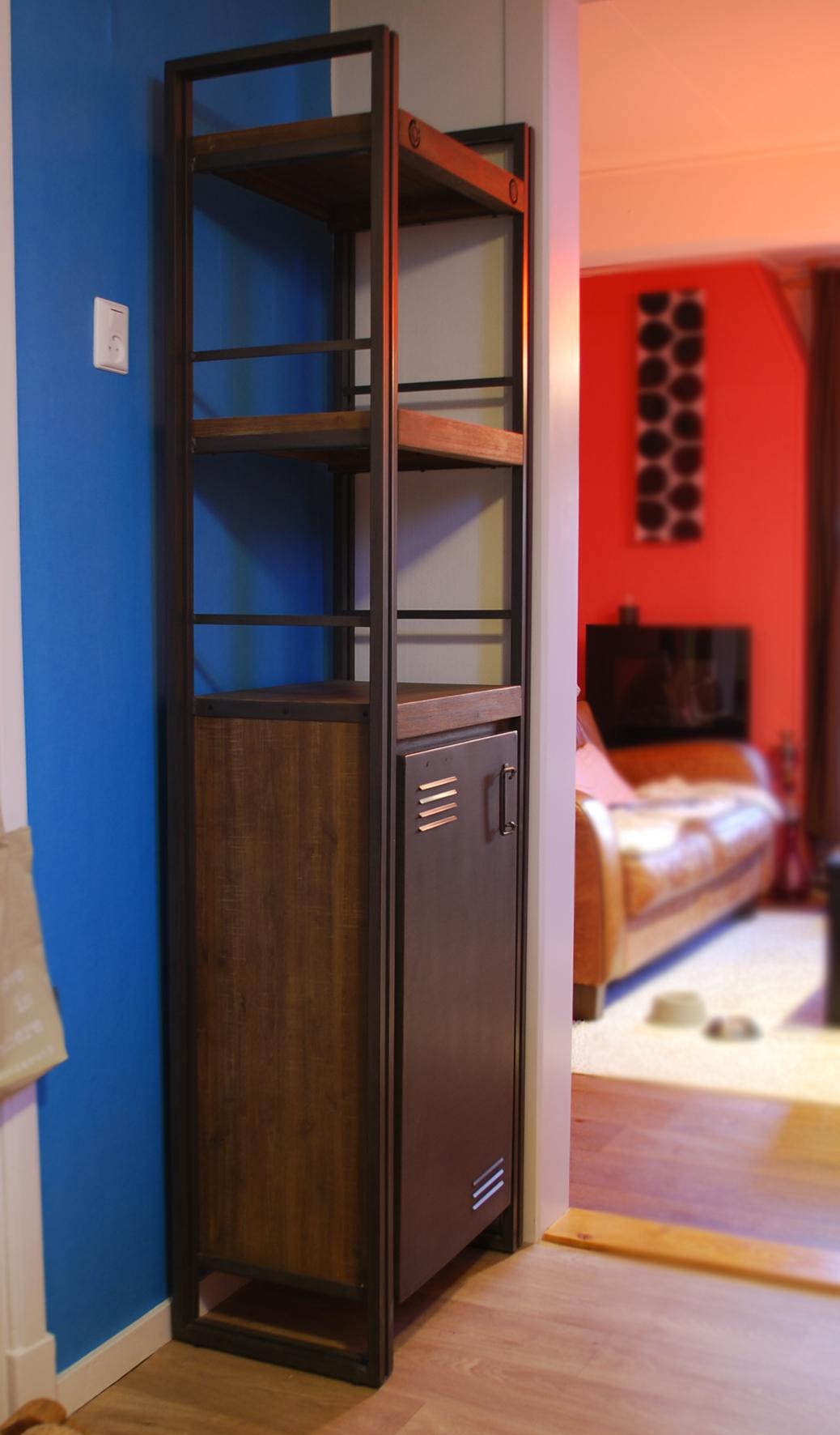 op maat gemaakte kast woonkamer: gangboord 14 papendrecht, Deco ideeën