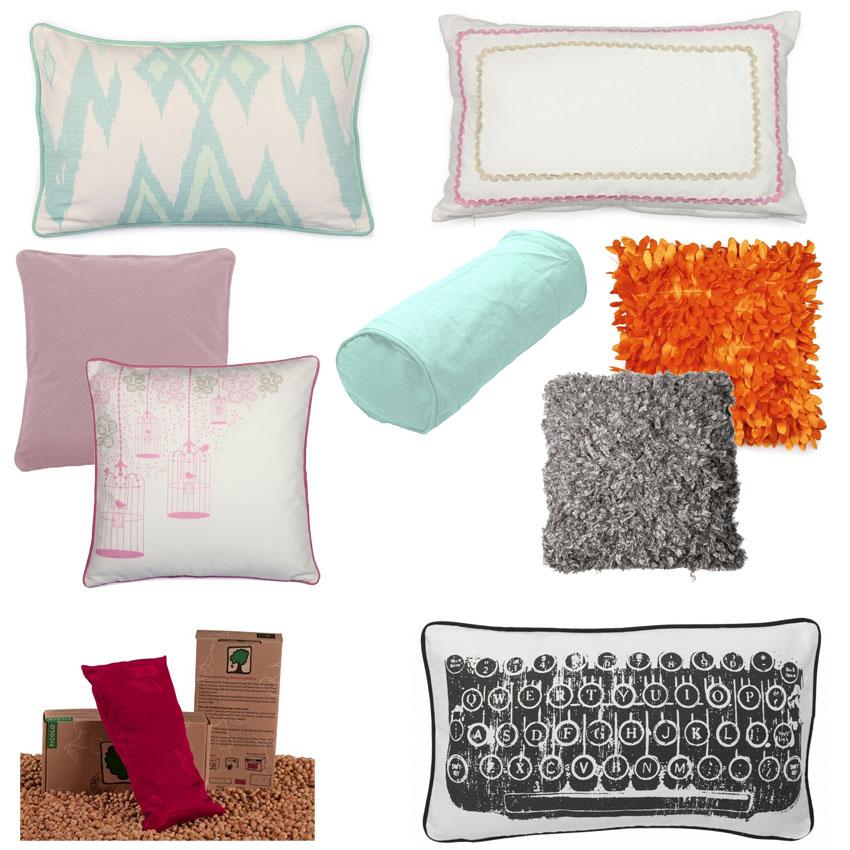 Kussens : Geef kleur aan je interieur : Lindau0026#39;s Lifestyle u0026 Travel ...