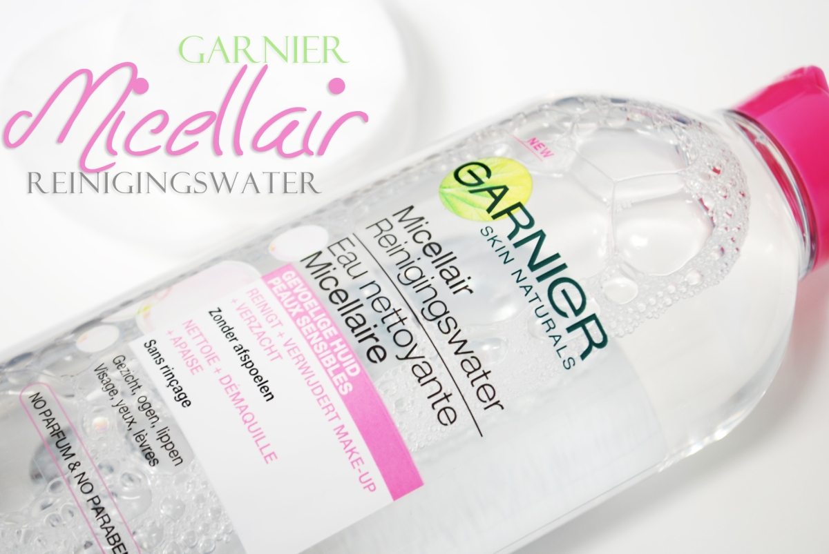 Review | Garnier Micellair Reinigingswater