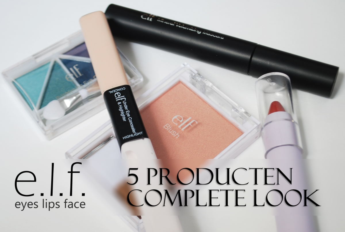 Review + Budgettip | e.l.f.